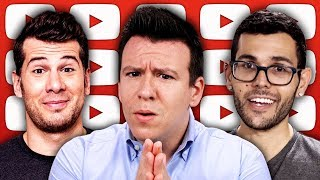 CENSORSHIP or HARASSMENT Crackdown? Steven Crowder vs Carlos Maza, Oreo Toothpaste Prank, & More