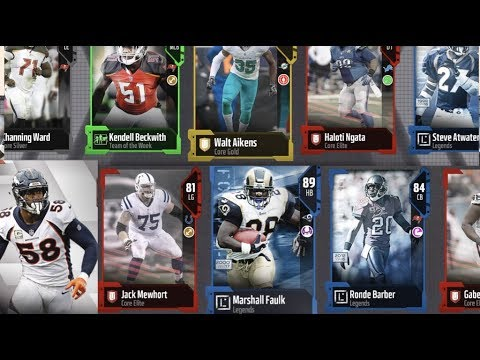 I PULLED A ONE MILLION COIN CARD WITHOUT LOOKING! Madden 18 Ultimate Team Pack Opening