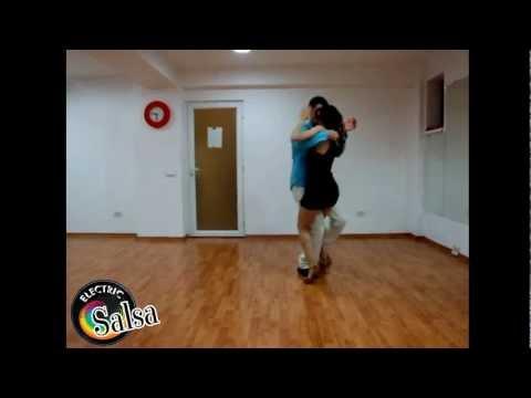 Bachata Freestyle Andreea & Liviu - Electric Salsa - Prince Royce Corazon Sin Cara