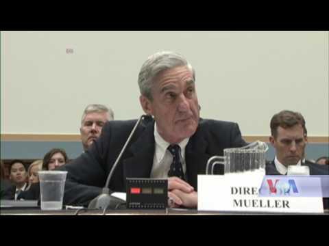 Former FBI Head Named Special Prosecutor in Russia Probe-VOA