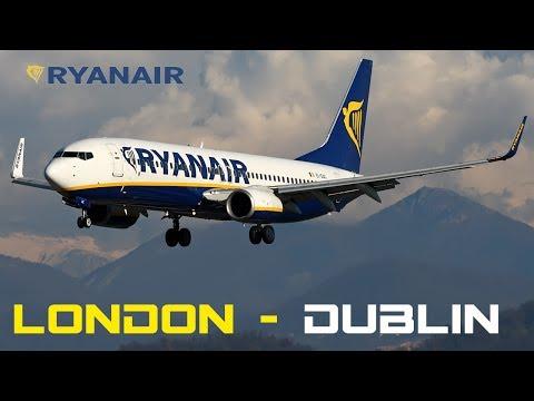 [LIVE STREAM] - P3D - PMDG 737-800/Ryanair - Flying from Luton to Dublin
