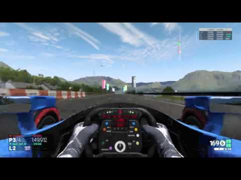 Project Cars online fun, indy car