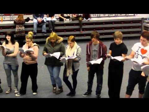 Our House Rehearsals - Tomorrows Just Another Day