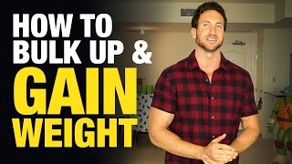 how to bulk up gain weight overcoming poor genetics time and money