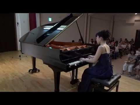 Bartok:Romanian Folk Dances - Reiko Kuwahara/バルトーク「ルーマニア民俗舞曲」桑原怜子