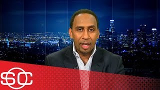 Stephen A.: Kyrie-less Celtics' hopes in playoffs are 'virtually nonexistent' | SportsCenter | ESPN