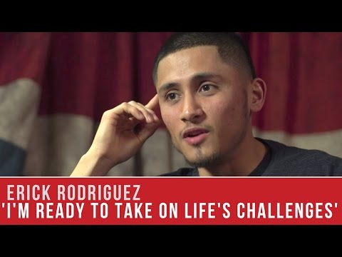 I'M READY TO TAKE ON LIFE'S CHALLENGES | Erick Rodriguez on London Real