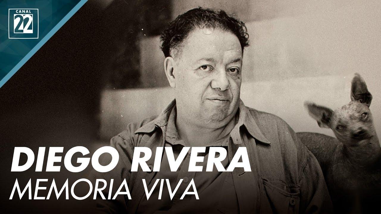Ver El día que murió Diego Rivera en Español