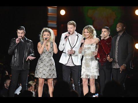 Pentatonix - Country Music Awards 2016 | CMAs