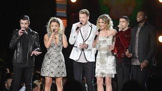 Pentatonix - Country Music Awards 2016   CMAs