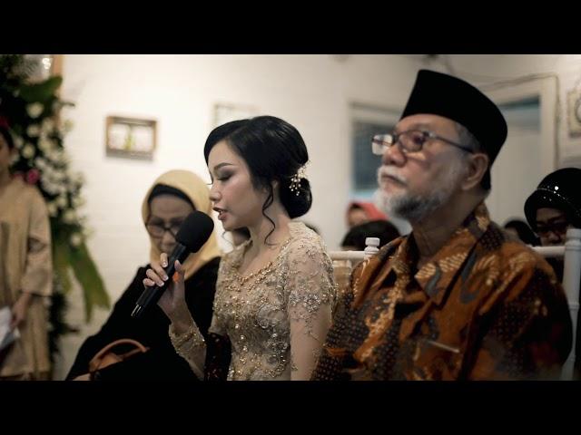 RESTAURANT ENGAGEMENT JAKARTA I SASHA & ANDHIKA