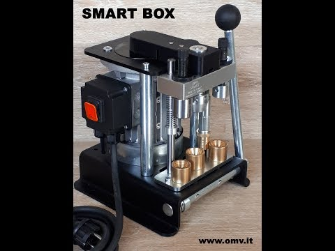 Video pressa di caricamento OMV-Smart Box