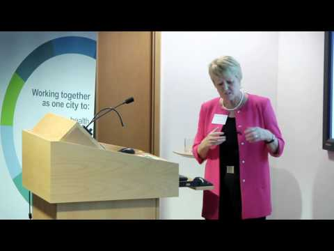 Professor Sue Hill - Personalisation and the NHS
