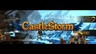 Castlestorm Gameplay [ PC HD ]