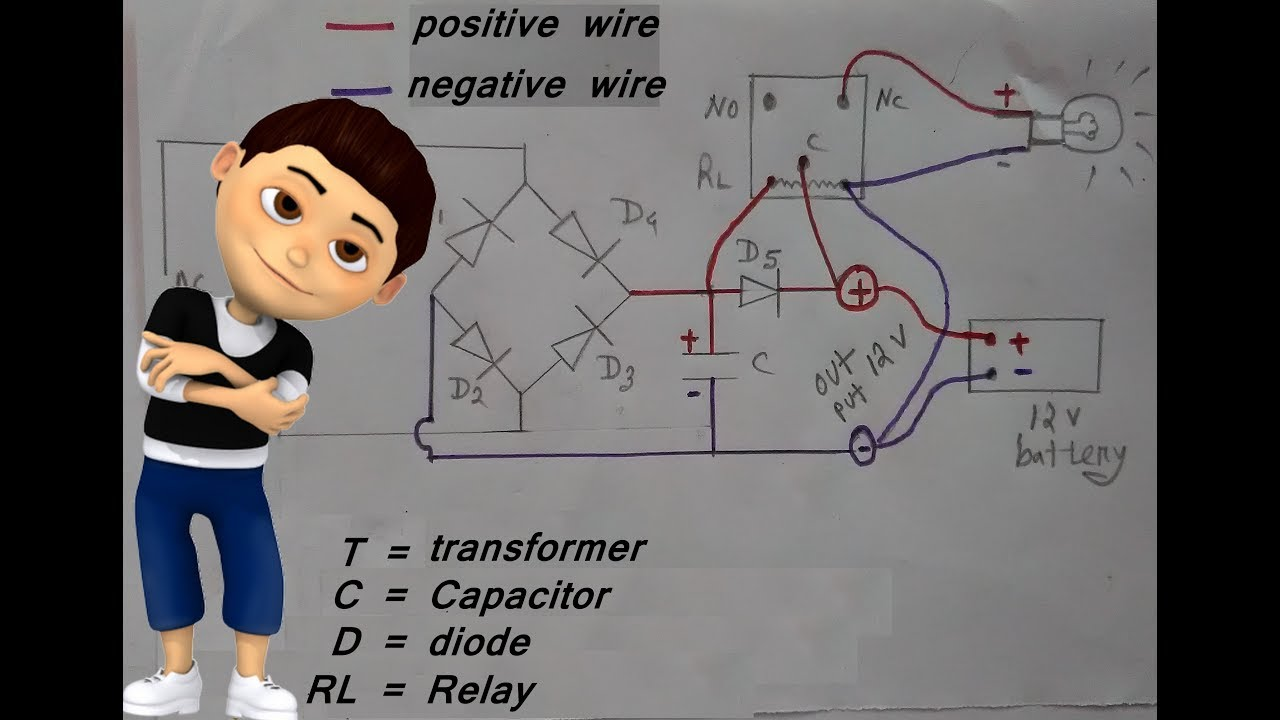 12 Volt Battery In Parallel Wiring Diagram