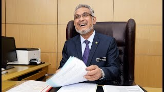 Interview with FT Minister Khalid Abdul Samad