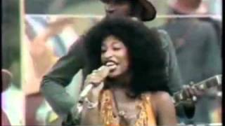 Chaka Khan and Rufus - Tell me something Good RE-MASTERED Official Video HD