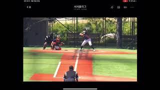 스페셜  홈런   종로구청(1번타자) 2020.06.1…