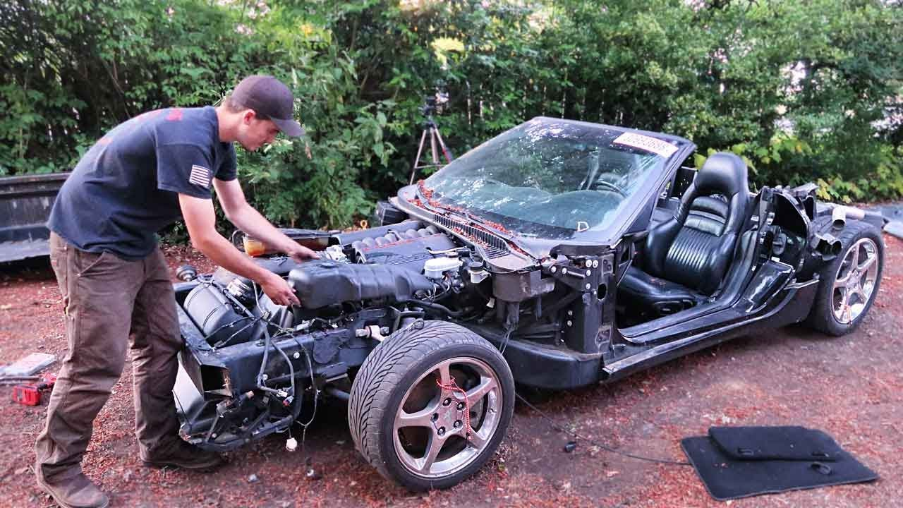 off road vette kart relocating the ecu fusebox battery [ 1280 x 720 Pixel ]