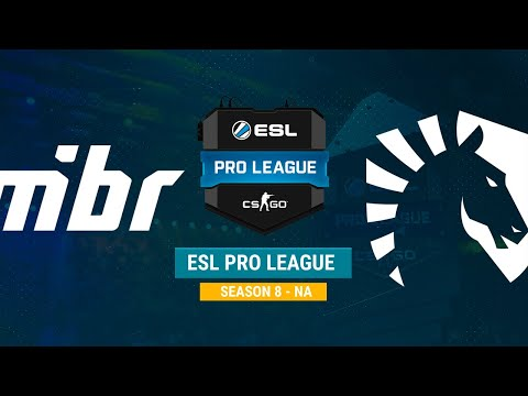 Liquid vs MIBR - ESL Pro League S8 NA - Map 2