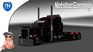 Euro Truck Simulator 2 - ETS 2 Mods Reviews Peterbilt 379 by PINGA│NetstocGaming