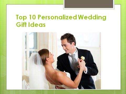 Wedding Gift Ideas Youtube : ... Personalized Wedding Gift Ideas- Best Wedding Gift for 2016YouTube
