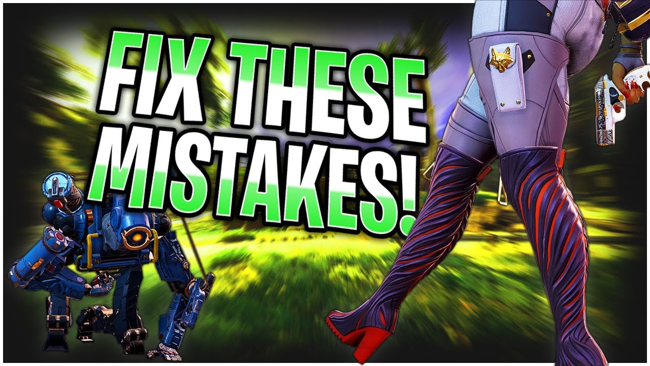 Fix These MISTAKES to Improve Quickly in Apex Legends Season 5! (Coaching Series)