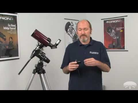 Features of the Orion StarShoot Solar System Color Imaging Camera IV