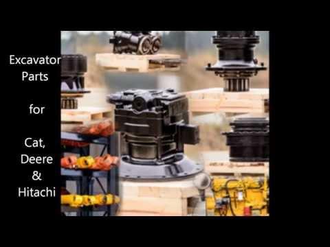 Excavator Components