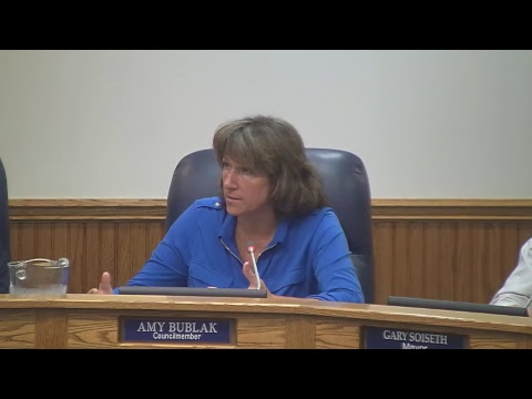 Turlock City Council Special Meeting 9/26/17