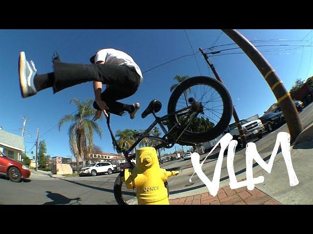 Volume BMX: Ezekiel Murphy - Bike Check