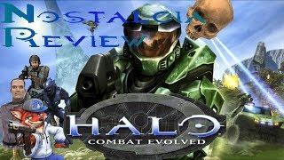 Nostalgia Review - Halo Combat Evolved (+Custom Edition)