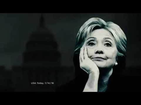 """Donald Trump Approved TV Ad """"Clinton on Immigration"""""""