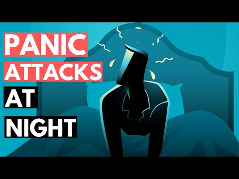 Panic Attacks At Night  / Nocturnal Panic Attacks – Explained and How You Find Relief!