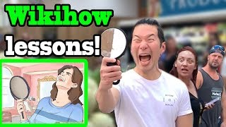 Download Qpark - WIKIHOW teaches me how to do things (tik tok memes) - QPark