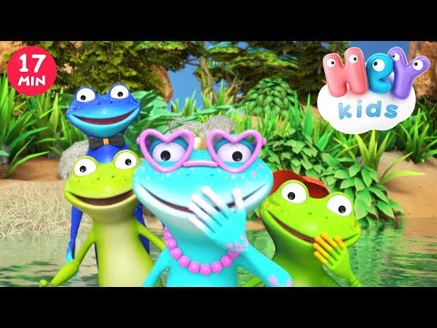 The Froggy Song for kids