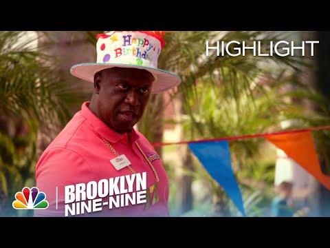 Brooklyn Nine-Nine - Captain Holt's Birthday Rap And Dance (Episode Highlight)