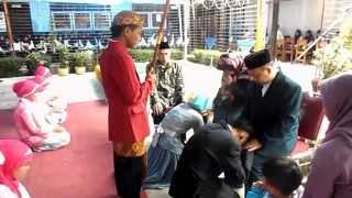 perpisahan siswa siswi angkatan 27 mts assalam plered purwakarta