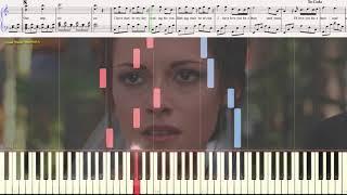 A Thousand Years - Christina Perri (Ноты и Видеоурок для фортепиано) (piano cover)