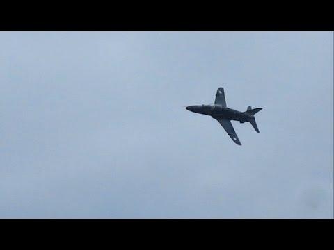 Royal Navy BAE Hawks | Insane high speed passes!