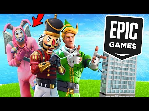 Stream Sniping at Epic Games HQ ft. Lachlan, Preston & Rifty