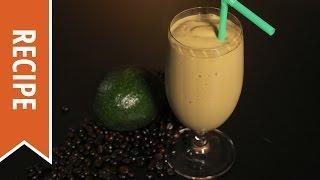 How To Make A Javacado Milkshake