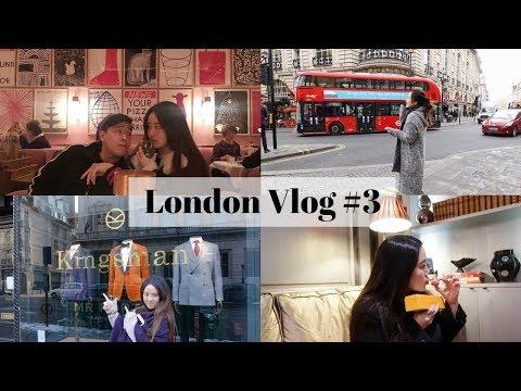 『London Vlog # 3』| 2018 倫敦去了哪