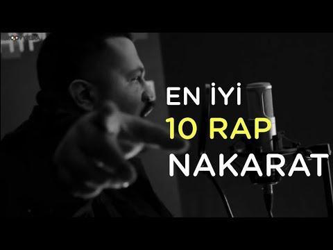 """En iyi 10 Rap Nakarat"" // Groovypedia Studio Sessions"