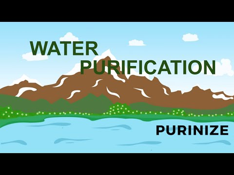 WATER PURIFICATION - HOW IT WORKS