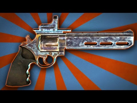 Fallout 4 - The Gainer - Unique Weapon Guide