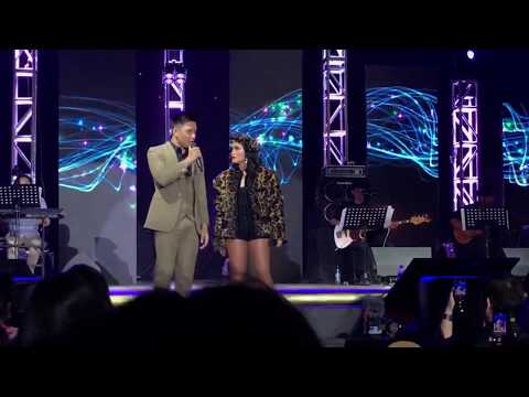 Bisaya Songs Medley - KZ Tandingan & TJ Monterde @ Cebu 8/18/18