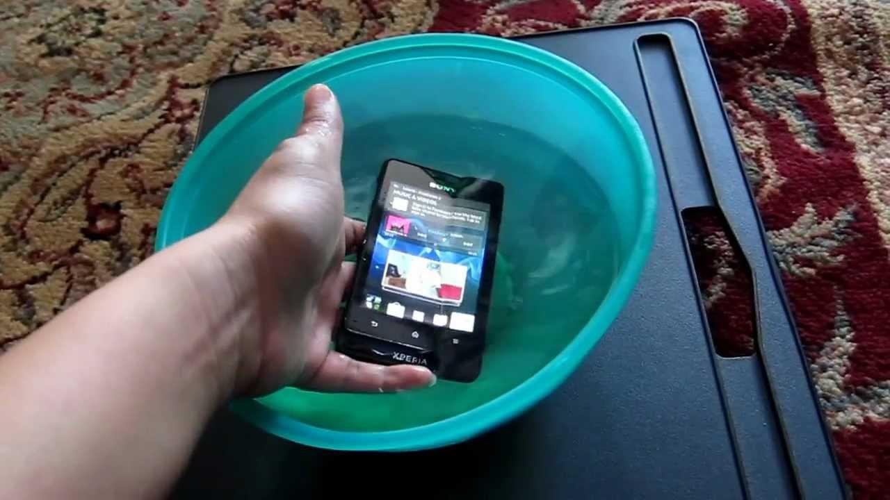 Видео Sony Xperia J ST26i - YouTube