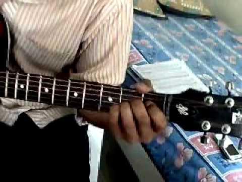 Guitar Chords Of Tu Jaane Naavi Youtube