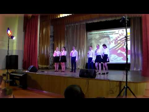 Районный фестиваль- конкурс патриотической песни Кионтеатр  Октябрь Красная гвоздика